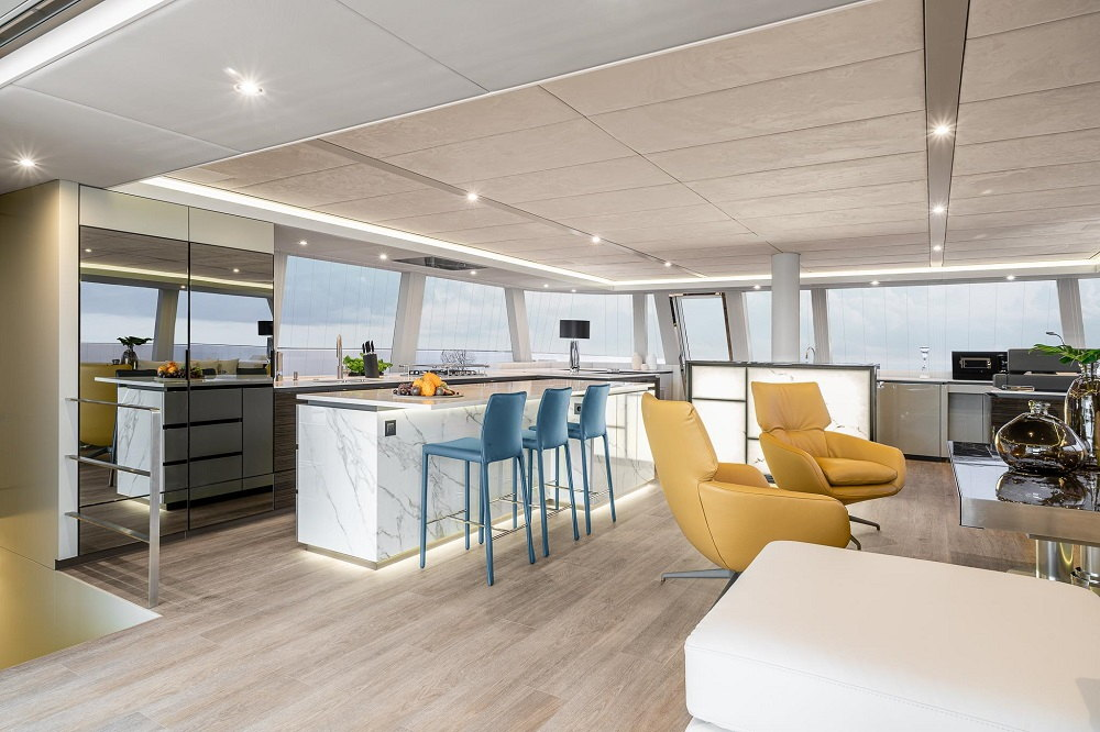 Sunreef 80-sailing-catamaran-saloon-galey