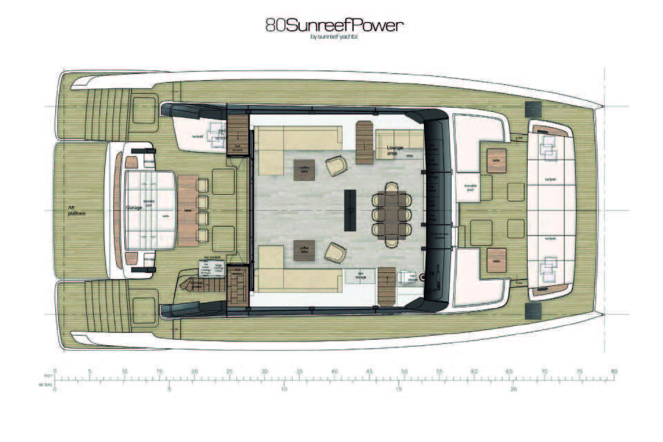_80 Sunreef Power-catamaran-layout2deck