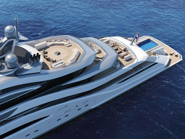 Amels_yacht_111m_pool