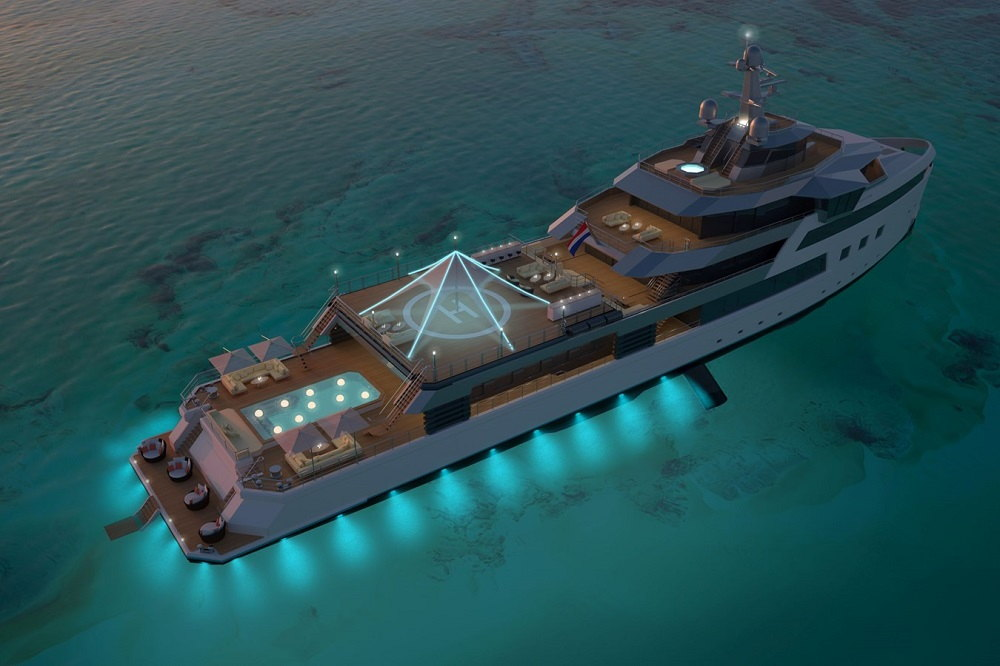 Damen_Expedition_Yacht_-75M_lighnts_for_helicopter_