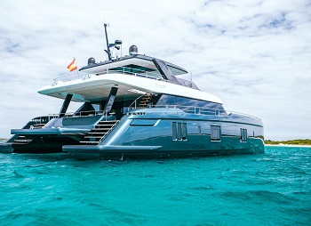 Sunreef 80 Power catamaran