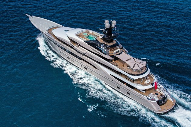 kismet_yacht_Lurssen_on_water_reymond