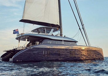 Sunreef 80 Sailing catamaran