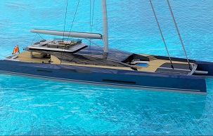 Sunreef 46m Sailing catamaran
