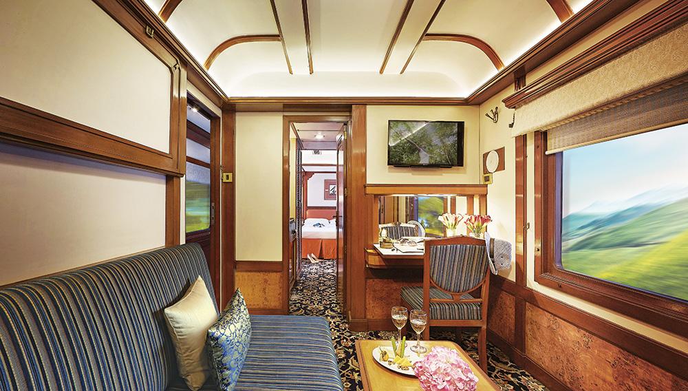 смотреть фото поезда люкс